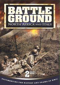 BATTLEGROUND NORTH AFRICA AND ITALY