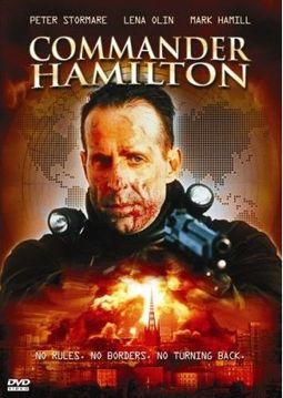 Commander Hamilton DVD