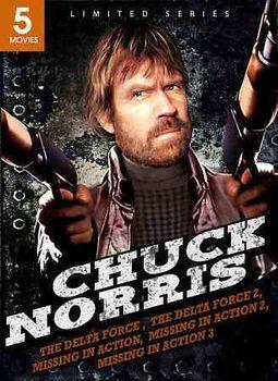 Chuck Norris: 5 Movies