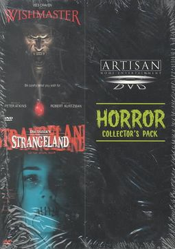 Horror Collector's Pack