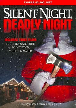 SILENT NIGHT, DEADLY NIGHT COMPILATIO