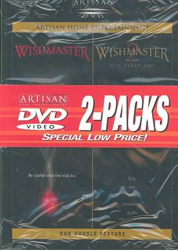 Wishmaster Trilogy