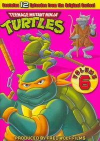 Teenage Mutant Ninja Turtles - Volume 6