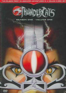Thundercats: Season One, Volume One