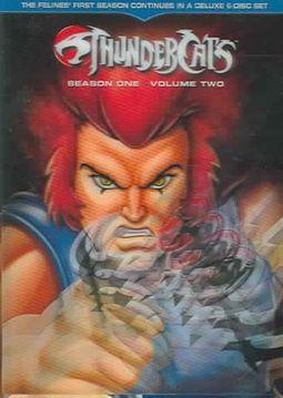 Thundercats: Season One, Volume Two