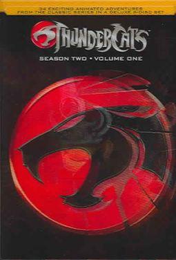 Thundercats: Season Two, Volume One
