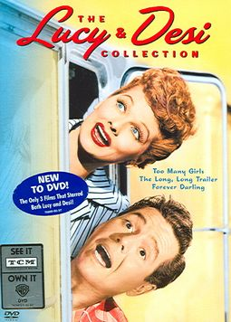 Lucy and Desi Collection 3 Pack