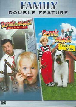 Dennis the Menace/Dennis the Menace Strikes Again - 2-Pack