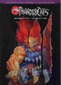 Thundercats: Season Two, Volume Two