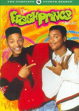 Fresh Prince of Bel-Air - The Complete Fourth Season