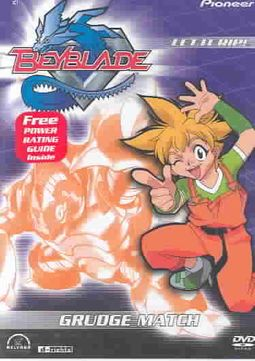 Beyblade - Vol. 5: Grudge Match