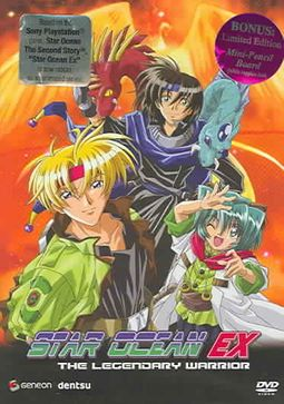 Star Ocean Ex - Vol. 6: The Legendary Warrior