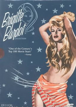 Brigitte Bardot Collection Box Set