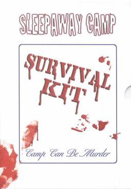 SLEEPAWAY CAMP SURVIVAL KIT