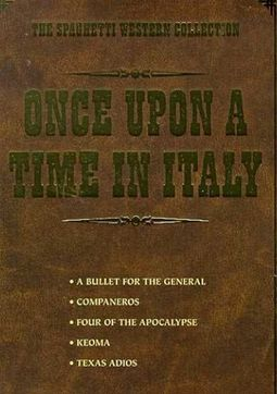 ONCE UPON A TIME IN ITALY