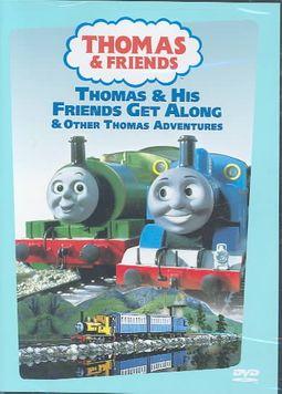 Thomas & Friends - Thomas & His Friends Get Along