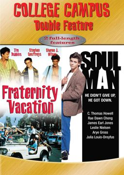 College Campus Double Feature: Fraternity Vacation/Soul Man