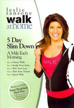 Leslie Sansone - Walk at Home - 5 Day Slim Down