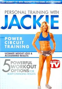 PERSONAL TRAINING WITH JACKIE:POWER C