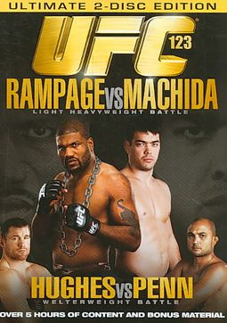 UFC 123: Rampage vs. Machida