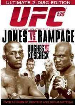 UFC 135: Jones vs. Rampage