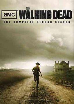 Walking Dead: The Complete Second Season