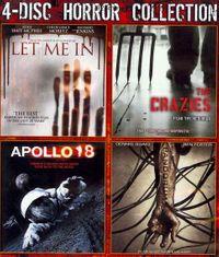 Let Me In/The Crazies/Apollo 18/Pandorum