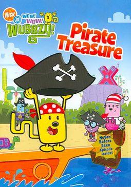 Wow! Wow! Wubbzy! - Pirate Treasure