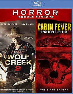 WOLF CREEK 2/CABIN FEVER