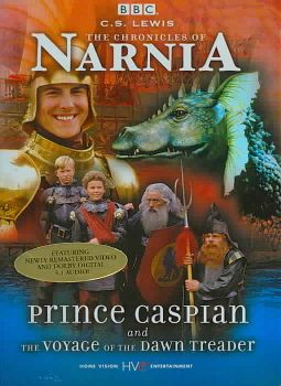 Chronicles Of Narnia - Prince Caspian And The Voyage Of The Dawn Treader