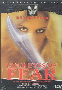 COLD EYES OF FEAR/DVD