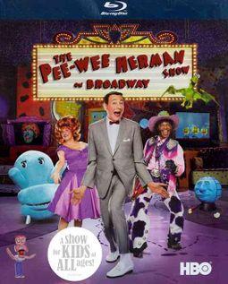 Pee-Wee Herman Show on Broadway