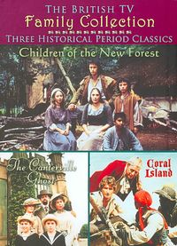 British TV Family Collection - Three Historical Period Classics