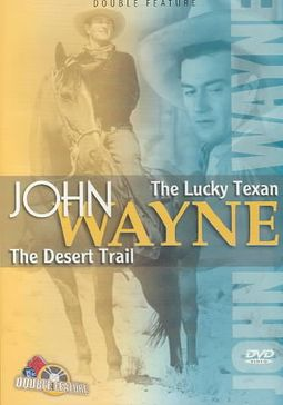 Lucky Texan, The/The Desert Trail