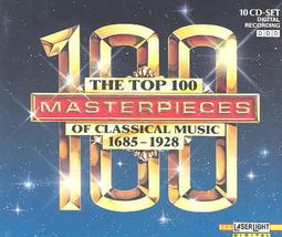 TOP 100 MASTERPIECES 1685-1928