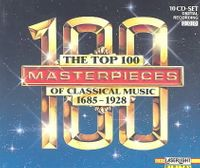 TOP 100 MASTERPIECES 1685-1928