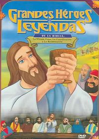 Greatest Heroes and Legends of the Bible - Last Supper / Crucifixion / Resurrection