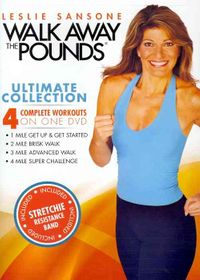 Leslie Sansone - Walk Away The Pounds:The Ultimate Collection W/Stretchie