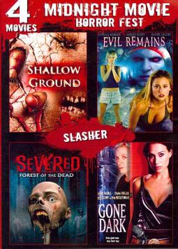 HORROR 4 PACK:VOL 2