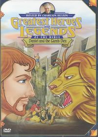 Greatest Heroes and Legends of the Bible - Daniel and the Lion's Den