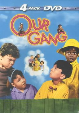 Our Gang - DVD Four Pack Collector Series - THE OUR GANG STORY/COMEDY FESTIVAL/VARIETIES/GREATEST HITS