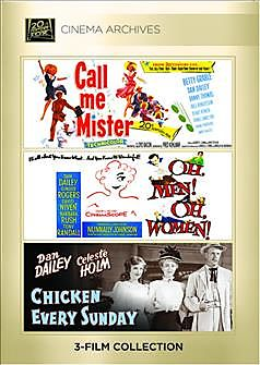 CALL ME MISTER/OH MEN OH WOMEN/CHICKE