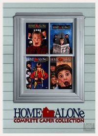 Home Alone - Complete Caper Collection