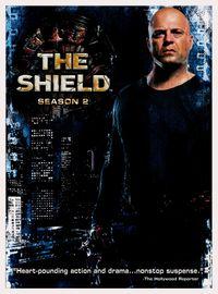 Shield - Complete Second Season
