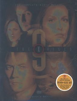 X-Files - The Complete Ninth Season