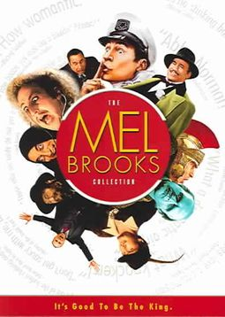 Mel Brooks Boxset Collection