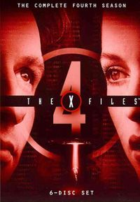X-FIles - The Complete Fourth Season