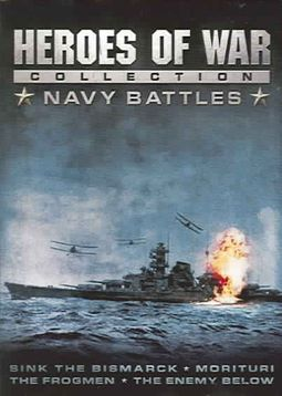 Heroes of War Collection - Navy Battles