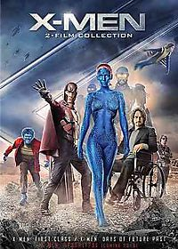 X MEN:FIRST CLASS/DAYS OF FUTURE PAST