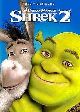 Shrek 2 Adamson Andrew Asbury Kelly Vernon Conrad 191329061299 Hpb